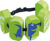 Beco Sealife - Zwemgordel voor kinderen - Groen - 15-30 kg