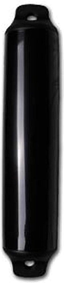 HOLLEX CILINDER FENDER - 10X42cm - Zwart