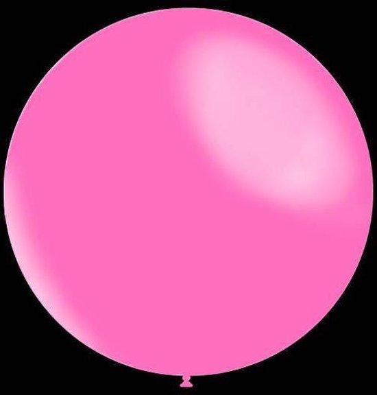 50 stuks - Decoratieve ballonnen - 30 cm - metallic baby pink professionele kwaliteit