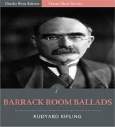 Boek cover Barrack-Room Ballads (Illustrated Edition) van Rudyard Kipling
