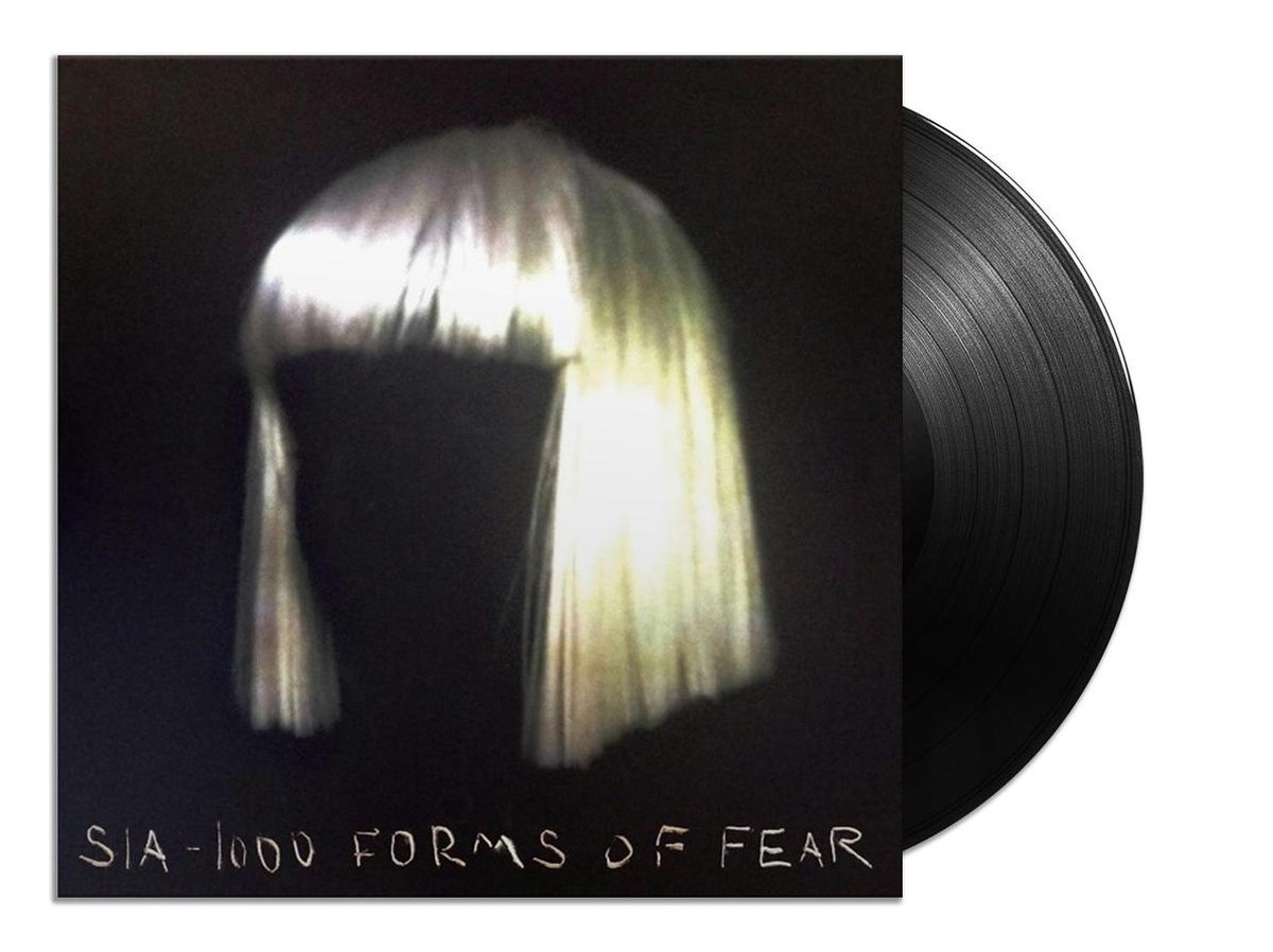 1000 Forms Of Fear(LP) - Sia