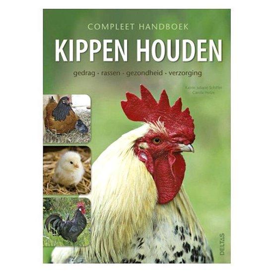 Compleet handboek kippen houden - Katrin Juliane Schiffer   Fthsonline.com