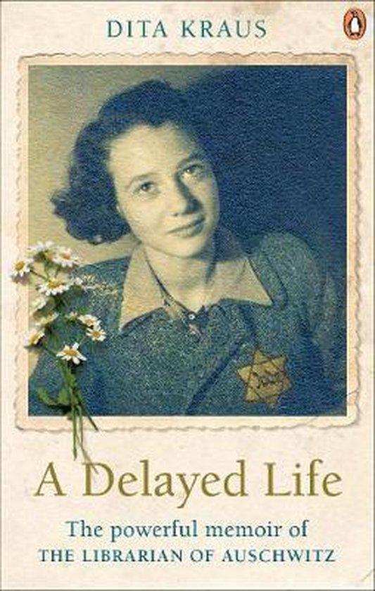 Boek cover A Delayed Life van Dita Kraus