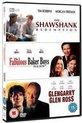 Glengarry Glen Ross/The Shawshank Redemption/Fabulous Baker Boys (Import) [DVD]