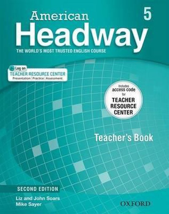 American Headway 5 Teacher's Book + Test