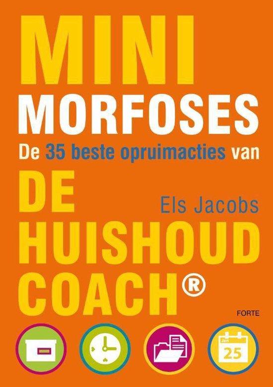 Minimorfoses - Els Jacobs |