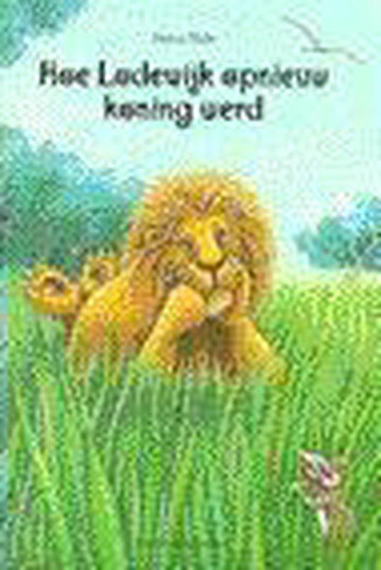 Boek cover Hoe lodewijk opnieuw koning werd van M. Pfister (Paperback)
