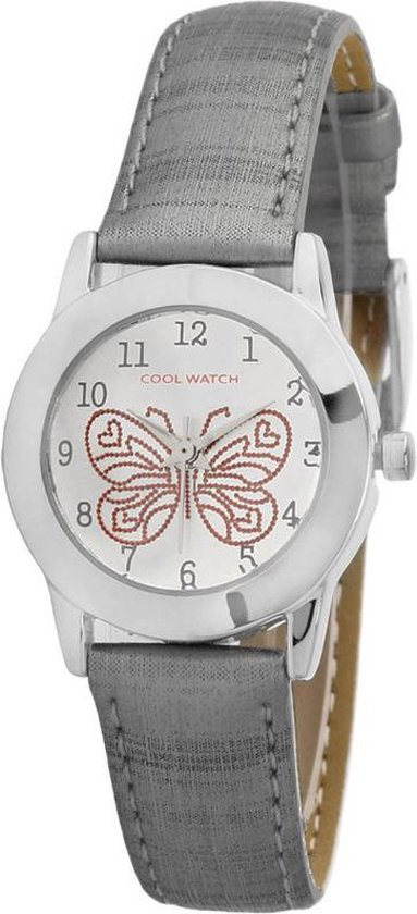Prisma CW.186 horloge Butterfly Cool Grey