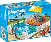 PLAYMOBIL Zwembad met terras - 5575