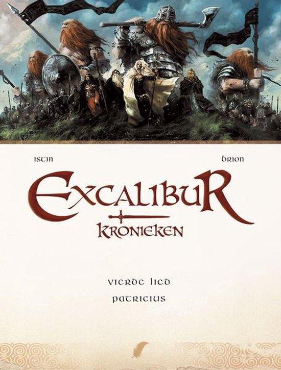 Excalibur kronieken hc04. patricius - ALAIN. Brion, |