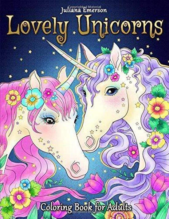 Afbeelding van Lovely Unicorns - Juliana Emerson