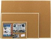 Afbeelding van Esselte Prikbord - Natuurbruin - 600x900mm
