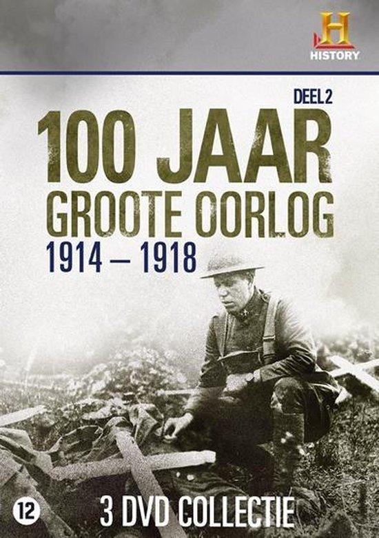 Cover van de film '100 Jaar Grote Oorlog 2'