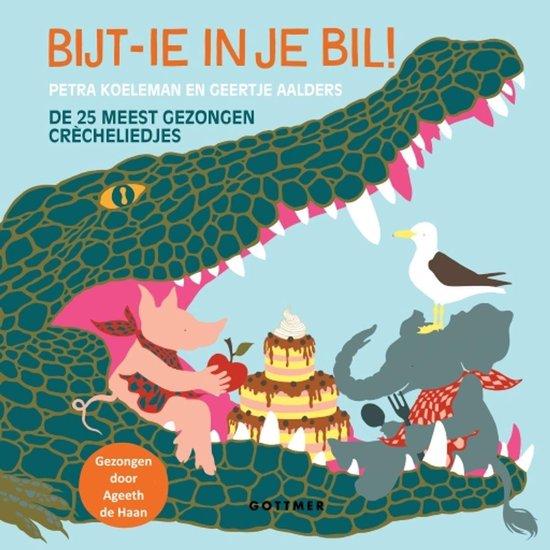 Boek cover Bijt-ie in je bil! van Petra Koeleman (Onbekend)