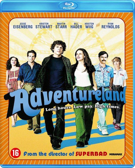Cover van de film 'Adventureland'