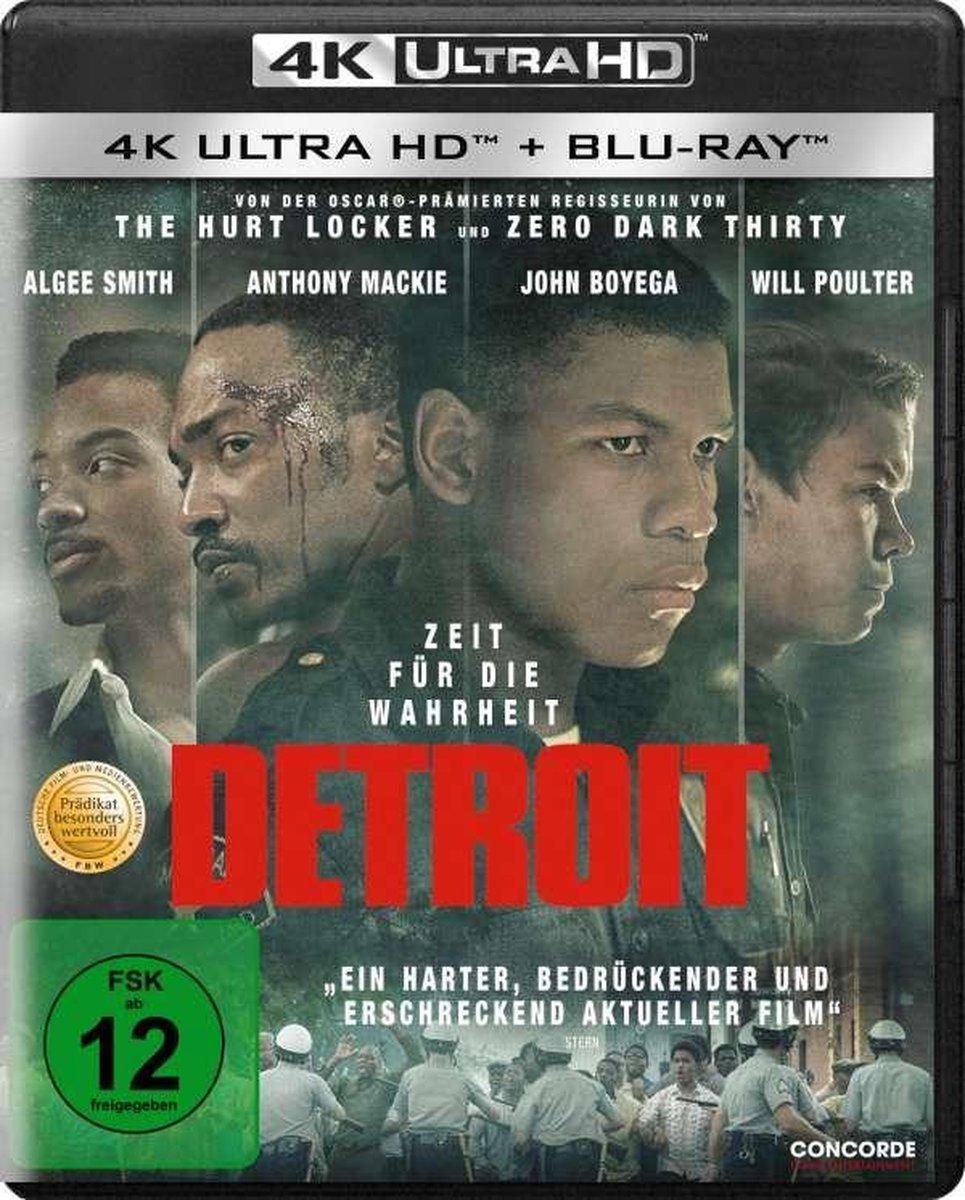 Detroit (Ultra HD Blu-ray & Blu-ray)-