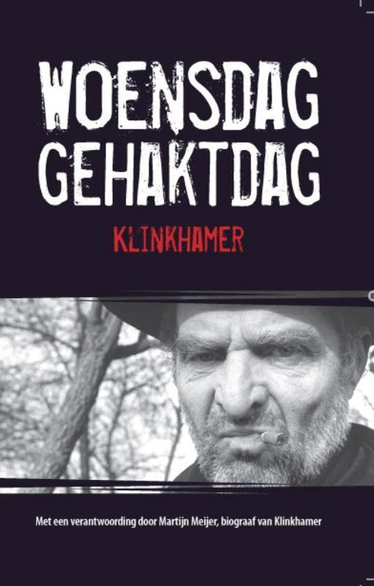 Woensdag gehaktdag - Richard Klinkhamer |
