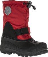 Color Kids Snowboots - Maat 32 - Unisex - rood/zwart