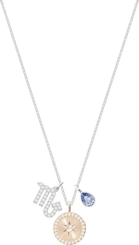 Zodiac Pendant Scorpio 5349222 Ketting - Staal - 38 cm