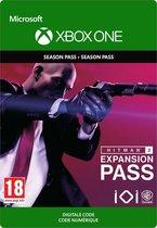 Hitman 2: Expansion Pass - Season Pass -  Xbox One Download