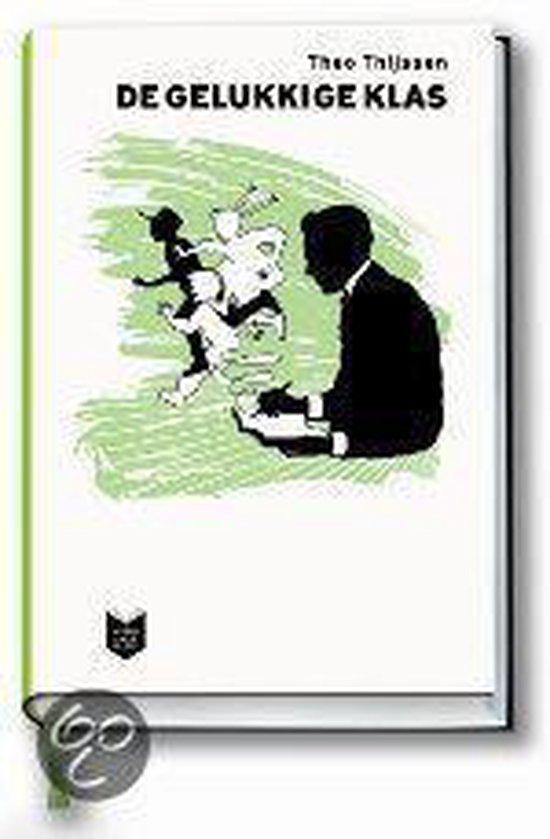 Luxe uitgave De gelukkige klas - Theo Thijssen |