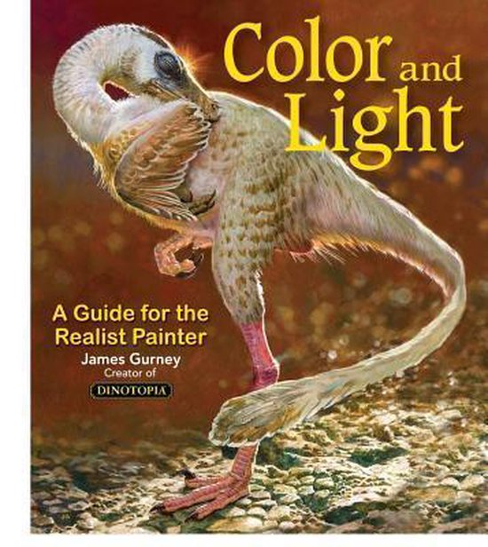 Boek cover Colour and Light van James Gurney (Paperback)