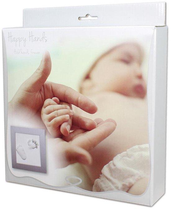 Happy Hands 3D Deluxe Voet- en Handafdruk