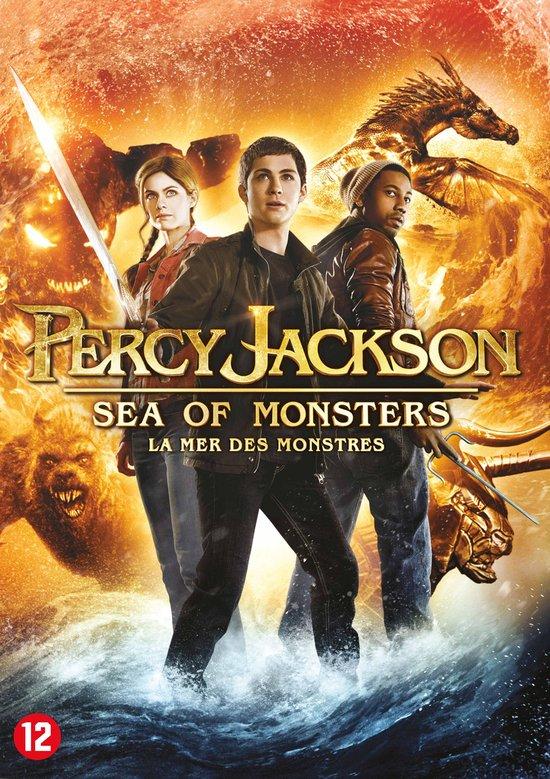 Cover van de film 'Percy Jackson: Sea Of Monsters'