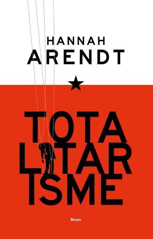 Boek cover Totalitarisme van Hannah Arendt (Paperback)