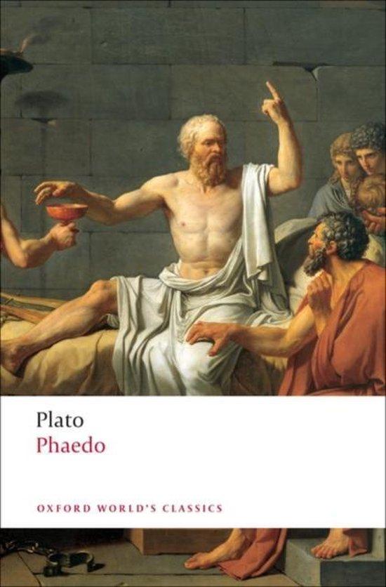 Boek cover Phaedo van Plato (Paperback)