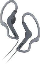Sony MDR-AS210AP - In-ear sport oordopjes - Zwart