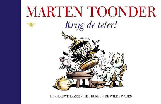 Krijg de teter! - Marten Toonder | Readingchampions.org.uk
