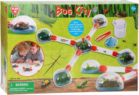 Playgo Insecten Stad