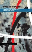 Boek cover Enraged Citizens, European Peace and Democratic Deficits van Robert Menasse