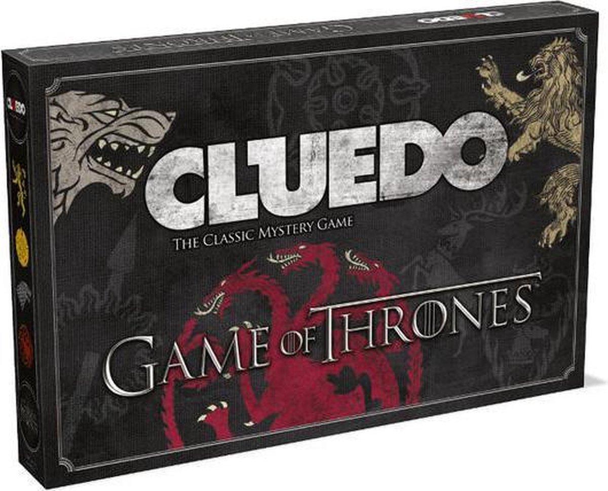 Cluedo Game of Thrones - Bordspel - Winning Moves