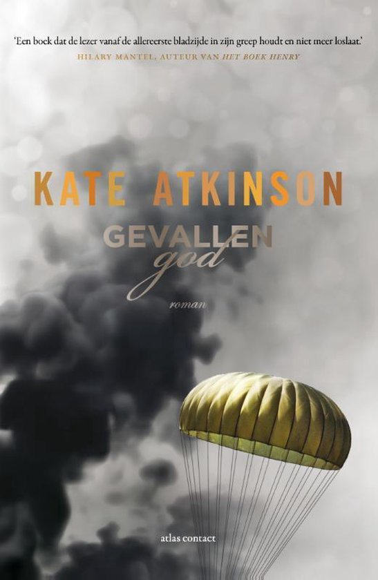 Gevallen god - Kate Atkinson |