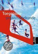 Boek cover Toegepaste organisatiekunde van P.T.H.J. Thuis