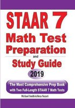 STAAR 7 Math Test Preparation and Study Guide
