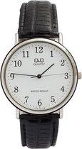 Q & Q V722J304Y - Prachtige horloge - Zwart
