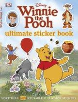 Winnie the Pooh Ultimate Sticker Book