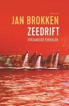 Boek cover Zeedrift van Jan Brokken (Hardcover)