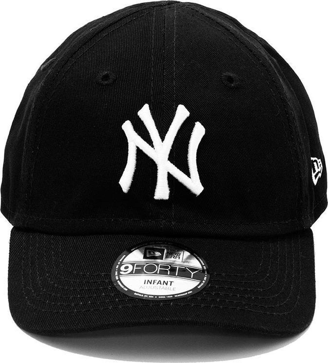 New Era LEAGUE ESSENTIAL INF 940 New York Yankees Cap - Black - 0-2 jaar