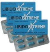 Libido extreme Stimulerende middelen Libido Extreme 18st.