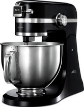 AEG Ultramix KM4300 - Keukenmachine - Zwart