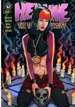 E. Hartsoe's HEXANNE 1-Kickstarter edition