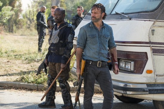 The Walking Dead - Seizoen 7 - Tv Series