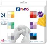 Fimo Effect set - colour pack 24 st 8013 C24-1 / 24x25gr (04-19)