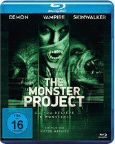 Monster Project (uncut)/Blu-ray