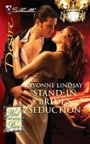 Omslag Stand-In Bride's Seduction