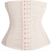 Saizi beige /Waist Trainer - L - Buik Korset Belt - Body Shaper Trimmer Corset Band - Shapewear